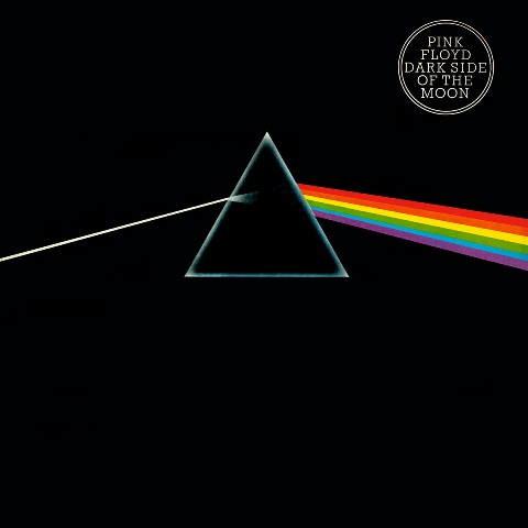 Dark Side of the Moon - Pink Floyd 1973